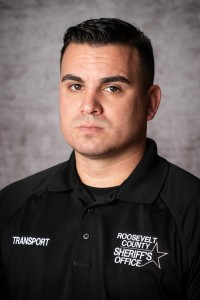 Transport/Court Monitor Timothy Roybal